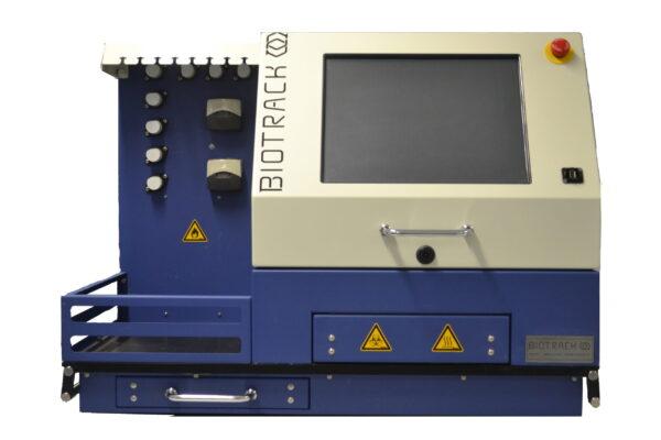 BioTrack analyser see through